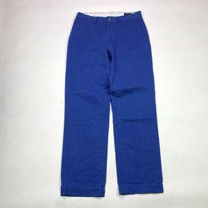 Polo Ralph Lauren Classic Fit 32 X 32 Blue Pants